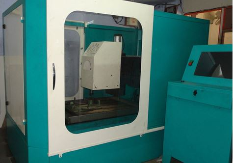 Picture of CNC Engraving Machine