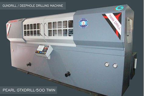 Picture of CNC DEEP HOLE DRILLING MACHINE/ GUN DRILL